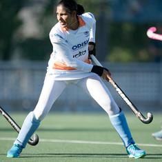 Hockey: Rani Rampal and Gurjit Kaur help India end Spanish tour with a 4-1 victory