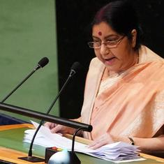 Your Morning Fix: 'A complete lie that India sabotaged talks with Pakistan,' Sushma Swaraj tells UN