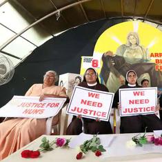 Kerala rape case: Transfer order is an attempt to mentally harass us, say protesting nuns