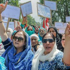 J&K: National Conference, PDP conduct rallies against pleas challenging Article 35A in Supreme Court