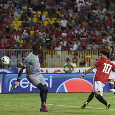 Salah scores twice, misses two penalties in Egypt's 6-0 win over Niger