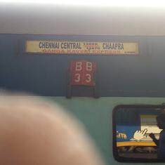 UP: Dacoits assault, rob passengers on Ganga-Kaveri Express, 12 injured