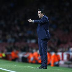 'Delighted with the clean sheet': Emery praises Petr Cech for Everton performance