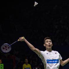 It's official: Lee Chong Wei pulls out of Worlds and Asian Games because of respiratory disorder