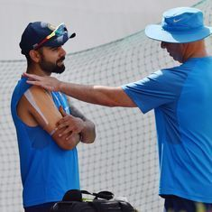 I will only play if I am a 100% fit: Virat Kohli uncertain for deciding Test at Dharamsala