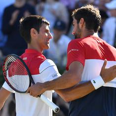 'I have to keep my expectations very low': Djokovic rules out fourth All England Club title