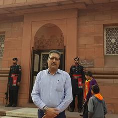 Shujaat Bukhari murder: Human rights panel issues notices to Jammu and Kashmir government, DGP