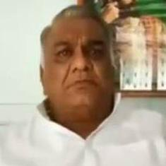 भाजपा विधायक राम कदम की जुबान काटने वाले को मैं पांच लाख का इनाम दूंगा : सुबोध सावजी