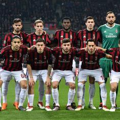 AC Milan banned from European football next season for violating Financial Fair Play regulations