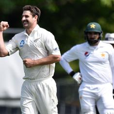 New Zealand Cricket reject Pakistan's request for tour citing security concerns