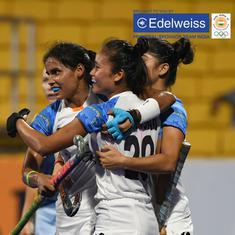 India record second biggest win in Asian Games hockey with a 21-0 thrashing of Kazakhstan