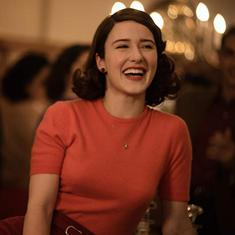'The Marvelous Mrs Maisel' sweeps the Emmy awards with five wins