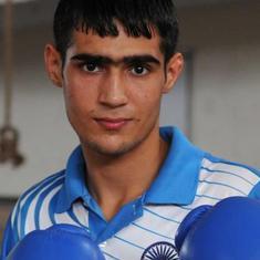 Boxing: Sachin Siwach, Devanshu Jaiswal progress to quarter-finals of Kazakhstan tournament