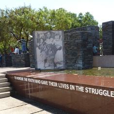 Hundreds of schoolchildren were killed in the Soweto uprising in 1976. A YA novel retells the story