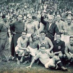 A brief history of Fifa World Cup: France 1938, when Italy made it two in a row with war imminent