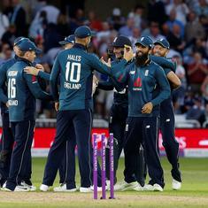 एकदिवसीय क्रिकेट में इंग्लैंड ने नया इतिहास रचा, आॅस्ट्रेलिया के खिलाफ रिकॉर्ड 481 रन ठोके