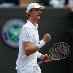 Late bloomer but no pushover: 5 years after reaching top 20, Kevin Anderson has broken through at 32