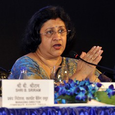 SBI chief Arundhati Bhattacharya says merger with associates by March 2017, despite staff protests