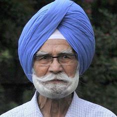 Hockey legend Balbir Singh's condition stable but is still on ventilator support, says grandson