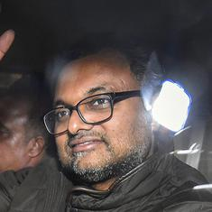 Aircel-Maxis case: ED's plea against interim relief from arrest is baseless, says Karti Chidambaram