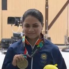 Asian Games: India win first medal as Apurvi Chandela-Ravi Kumar bag mixed rifle team bronze