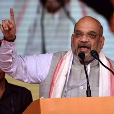 BJP chief Amit Shah proposes provisions for simultaneous elections in letter to Law Commission