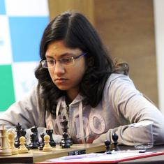 AICF Chess Championship: Srija Seshadri outwits Anna Zozulia, shares fourth place