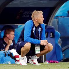 Heimir Hallgrimsson steps down as Iceland coach after seven-year stint