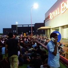 Tamil Nadu: Royal Enfield, Yamaha workers stage strike in Oragadam industrial belt
