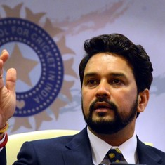 No question of India-Pakistan cricket after Uri attacks, says BCCI president Anurag Thakur