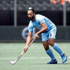 Former captain Sardar Singh named in 13-member selection committee of Hockey India