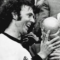 A brief history of Fifa World Cup: West Germany 1974, when the hosts won a battle of total football
