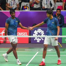 China Open badminton: Srikanth progresses with straight-games win; Satwik-Chirag upset seventh seeds