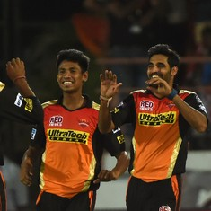 IPL Final: Sunrisers Hyderabad defeat Royal Challengers Bangalore by eight runs to win title
