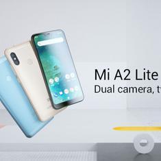 Xiaomi Mi A2, Mi A2 lite launched in Madrid; price, specs, release date revealed