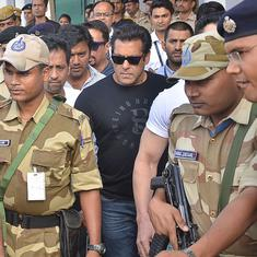 Blackbuck case: Salman Khan will have to take permission to travel abroad each time, says court