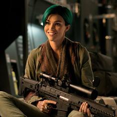 Ruby Rose to play lesbian superhero Batwoman in upcoming TV series