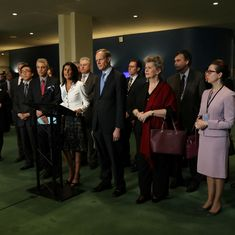 India, China and Pakistan join US-led boycott against UN meet to ban nuclear weapons