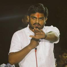Patidar quota agitation: Gujarat court frames sedition charges against Hardik Patel and two aides