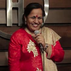 Watch: Deepka Mhatre is a housemaid (and jewellery-seller) by day and a stand-up-comic by night
