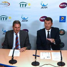 Belgian police detain 13 people in tennis match-fixing investigation