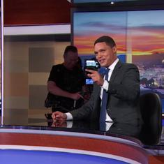 Paris child rescue: Trevor Noah asks wickedly why the neighbour didn't save the boy himself