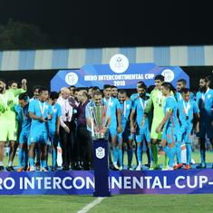 Intercontinental Cup: Midfield conundrum might be coming to an end for India