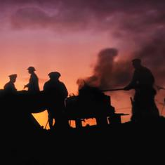 Watch: Peter Jackson presents World War I in colour and 3D
