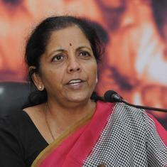 The big news: Nirmala Sitharaman rebuts charges on Rafale deal in Lok Sabha, and 9 other top stories