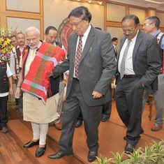 Naga talks: Interlocutor RN Ravi's 'deceptive handling' driving people away, says NSCN (I-M)