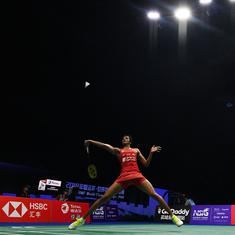 Badminton Worlds: Sindhu sets up Marin rematch, Momota to take on Shi Yuqi in final