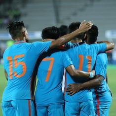 India vs Kenya, as it happened: Chhetri brace hands Blue Tigers the Intercontinental Trophy