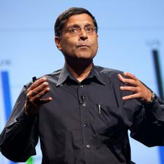 अरविंद सुब्रमण्यन ने मुख्य आर्थिक सलाहकार के पद से इस्तीफा दिया