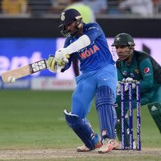 Zaman wearing cap backwards, Dinesh Karthik using initials: Gavaskar's rants during India-Pakistan